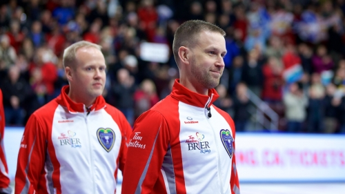 Opening Weekend at the Brier