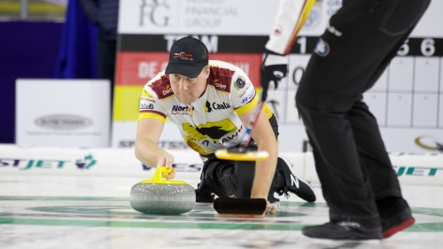 COLTON FLASCH WINS COLLEGE CLEAN RESTORATION CURLING CLASSIC