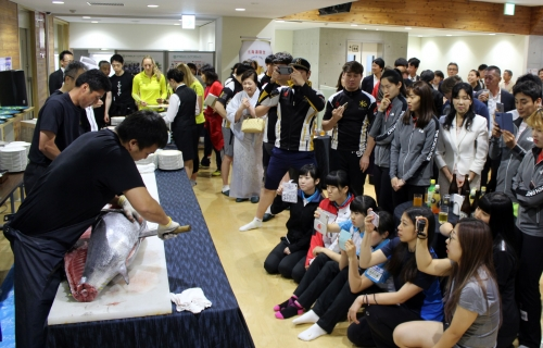 Hokkaido Bank Curling Classic men's event