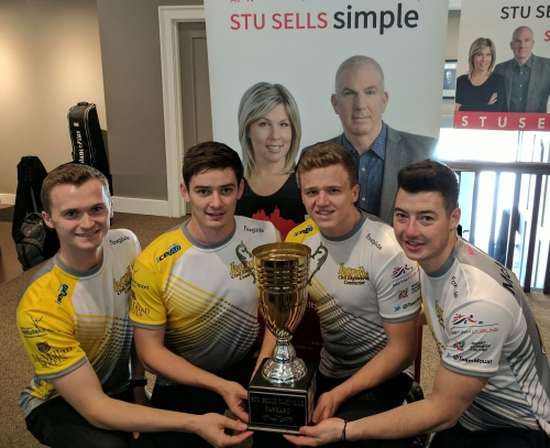 BRUCE MOUAT WINS STU SELLS OAKVILLE TANKARD