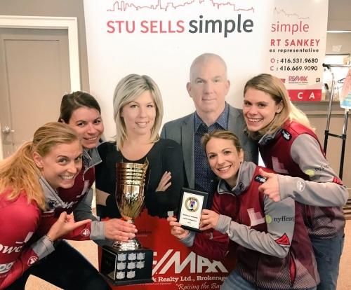 Silvana Tirinzoni wins Stu Sells Oakville Tankard