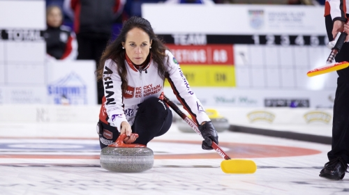 MICHELLE ENGLOT WINS MOTHER CLUB FALL CURLING CLASSIC