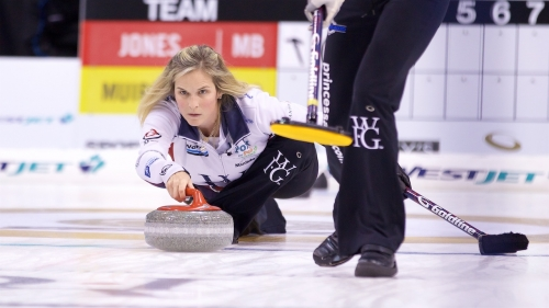 CANADA WINS FORD WORLD CURLING CHAMPIONSHIP