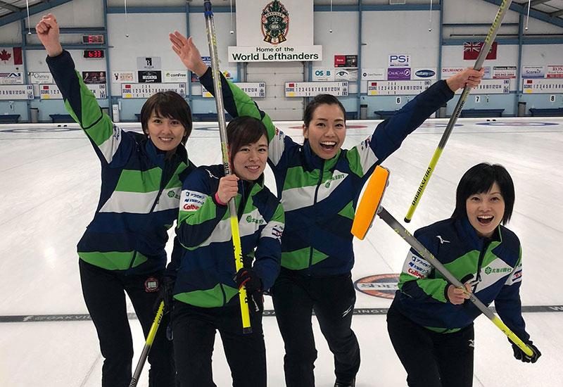 Sayaka Yoshimura wins Oakville Fall Classic