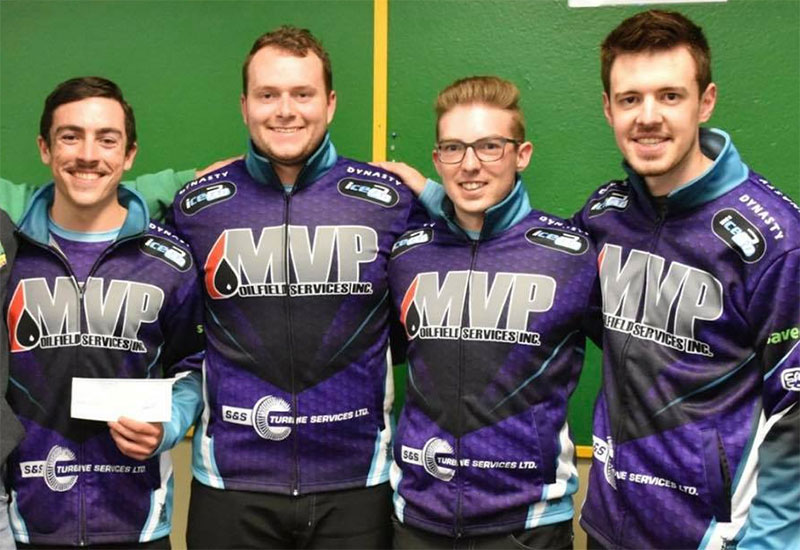 Tyler Tardi wins King Cash Spiel