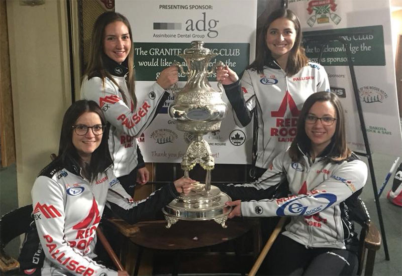 Kerri Einarson wins Mother Club Fall Curling Classic