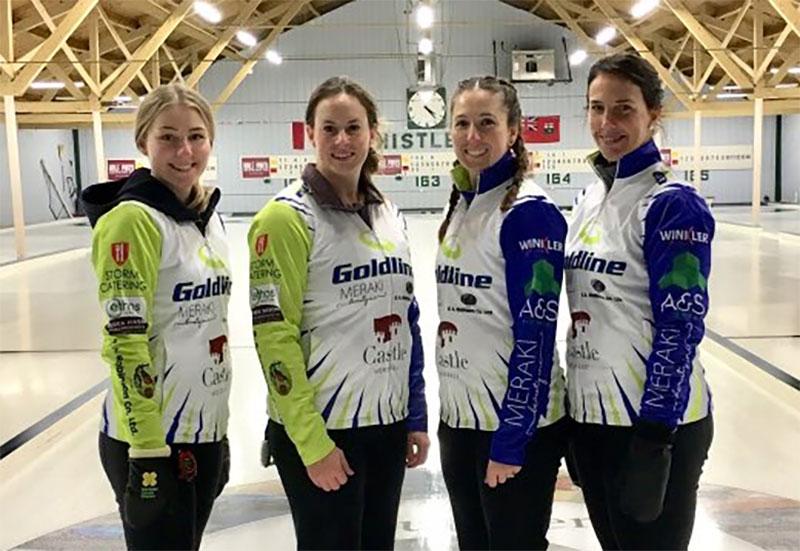 Jennifer Clark-Rouire wins Manitoba Curling Tour Classic