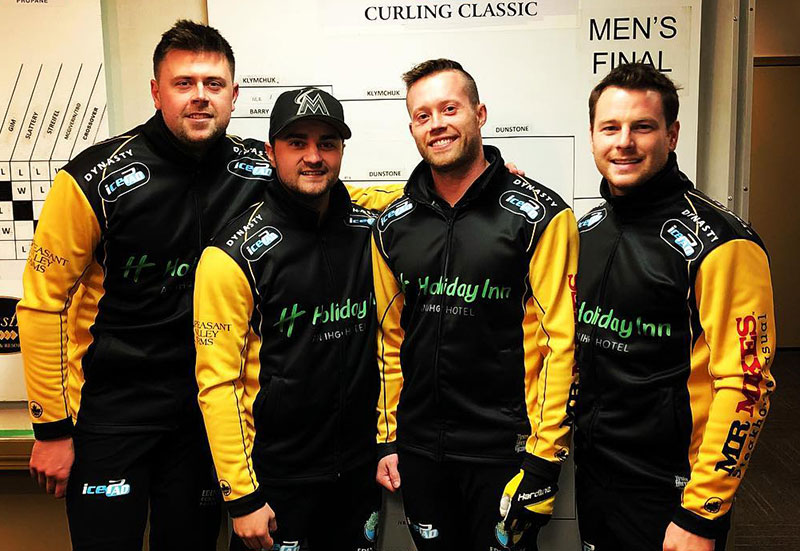 Matt Dunstone wins Prestige Hotels and Resorts Curling Classic