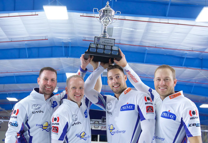 Brad Gushue wins Princess Auto Elite 10