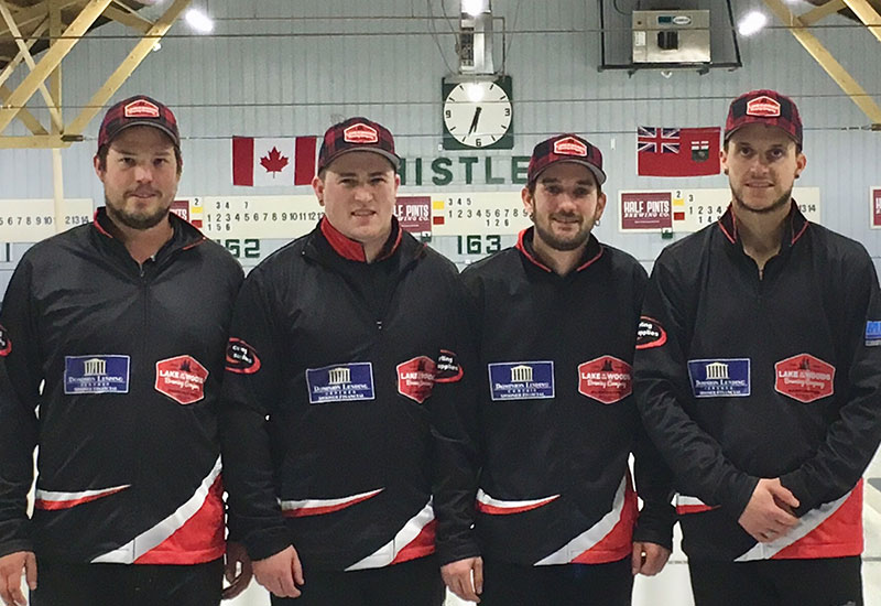 Riley Smith wins Manitoba Curling Tour Classic