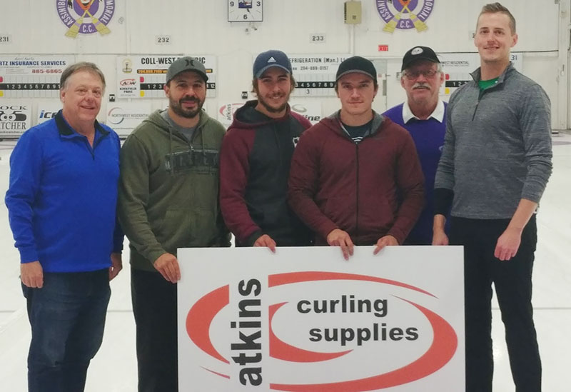 Corey Chambers wins Atkins Curling Supplies Classic