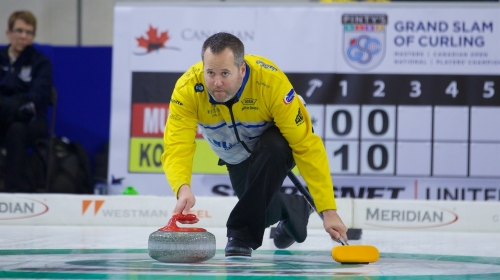 Jamie Murphy wins Dave Jones Alexander Keiths Mayflower Cash Spiel