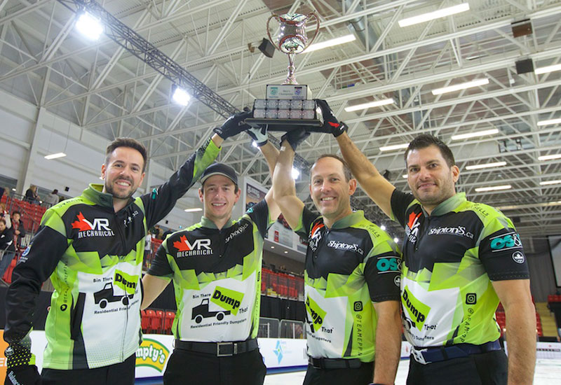 JOHN EPPING WINS CANADIAN BEEF MASTERS