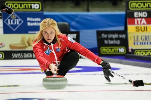 2018 Le Gruyere AOP European Curling Championships