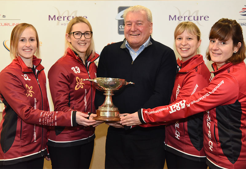 Ursi Hegner wins City of Perth Ladies International