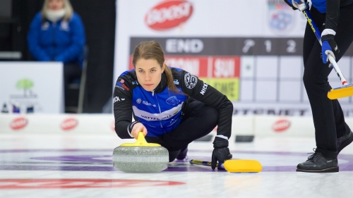 Anna Hasselborg wins Boost National