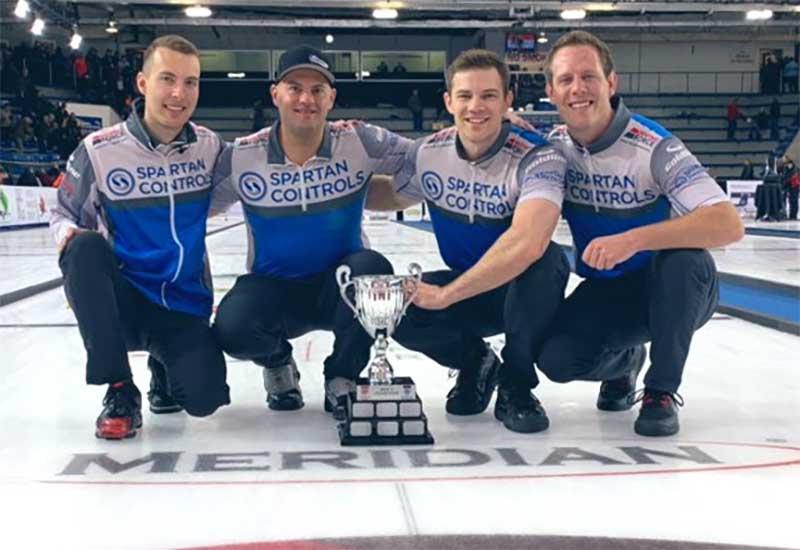 BRENDAN BOTTCHER WINS MERIDIAN CANADIAN OPEN