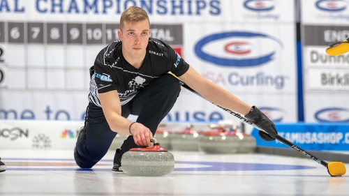 Saturday at the 2019 USA Curling Nationals