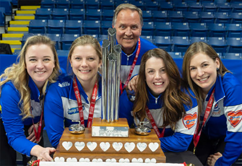 Chelsea Carey wins Scotties Tournament of Hearts