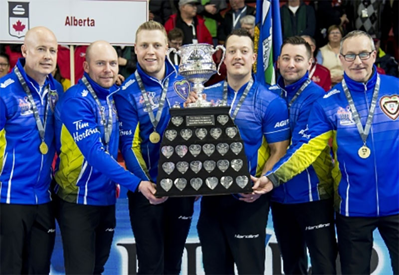Kevin Koe wins Tim Hortons Brier