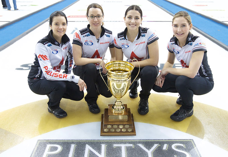 Kerri Einarson wins Players' Championship