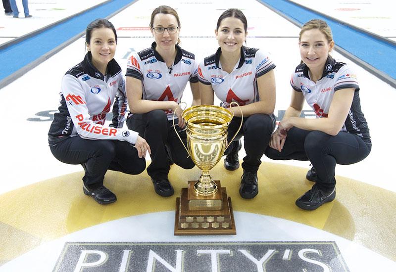 Kerri Einarson wins Players' Championship