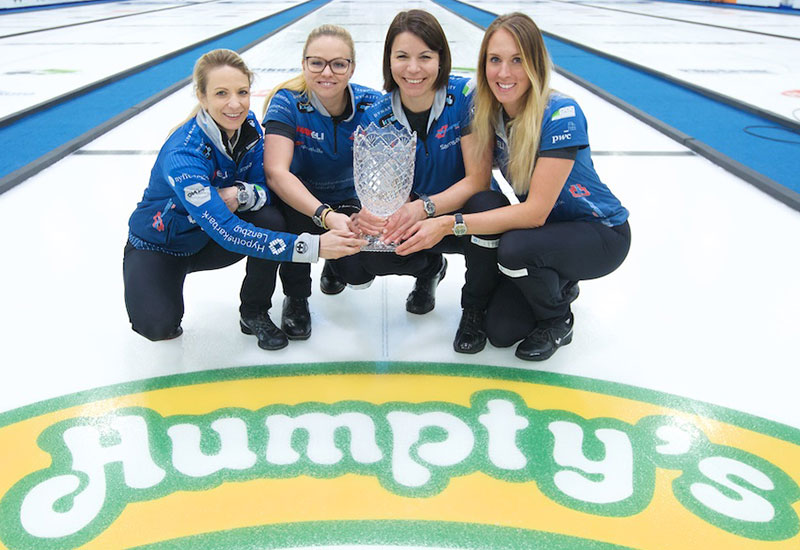 Silvana Tirinzoni wins Humpty's Champions Cup