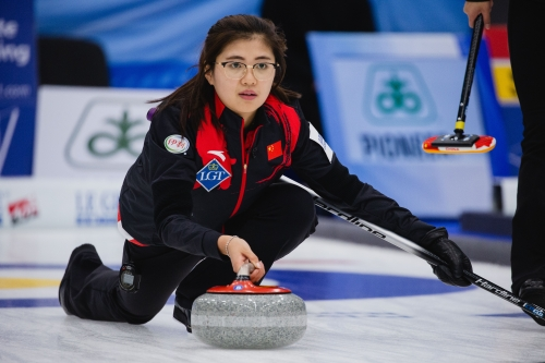 LGT World Women's Curling Championship