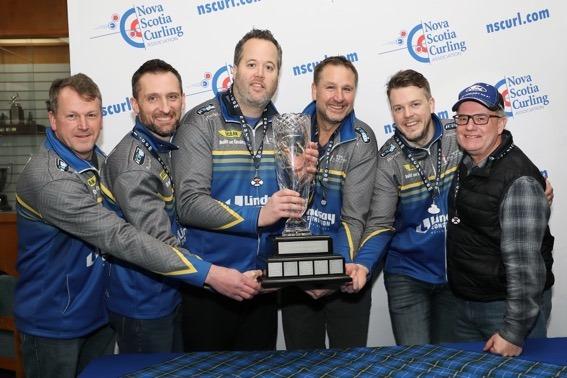 Jamie Murphy wins Deloitte Nova Scotia Tankard
