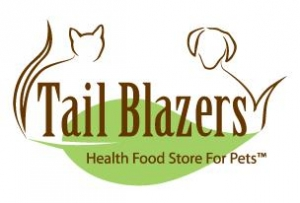 Tail Blazers is a store where pet guardians can find only wholesome, natural food and treats.