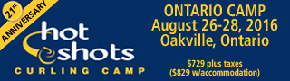 Hot Shots Curling Camp