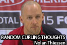 RANDOM CURLING THOUGHTS: The Short House