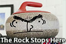 THE ROCK STOPS HERE: The Great Olympic Pre-Trail Swindle...