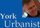 YORK URBANIST: TOTAL SUM GAIN