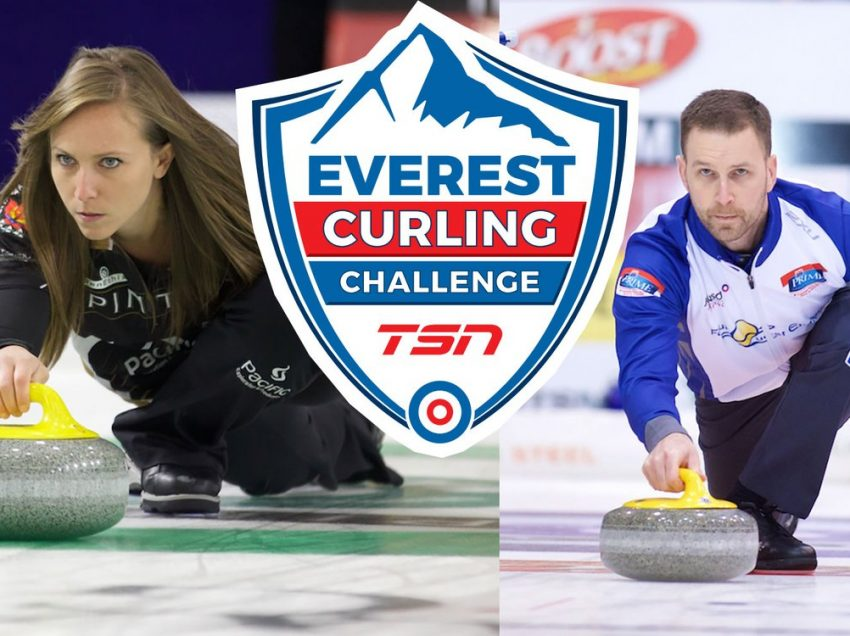 World's Curling Elite Sweep into Fredericton