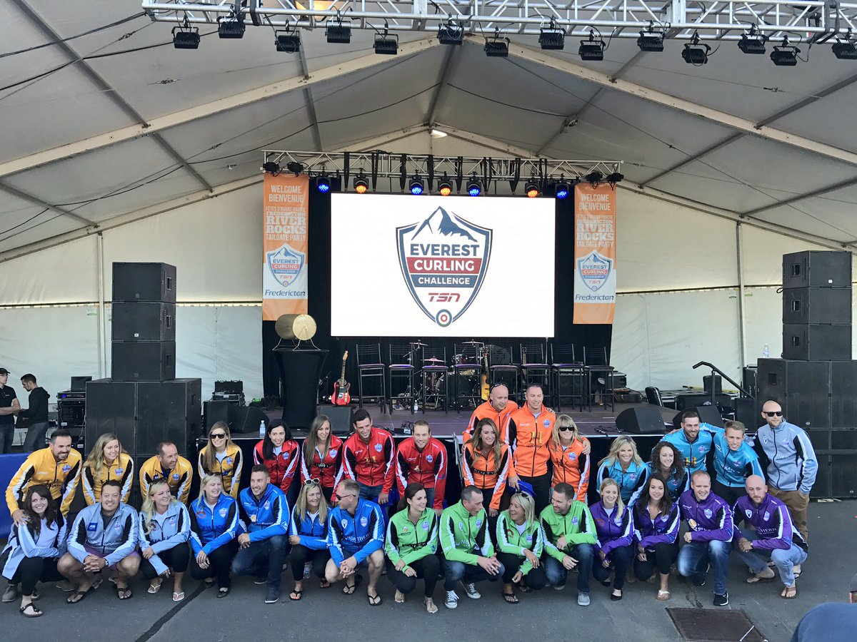 EVEREST CURLING CHALLENGE DRAFT COMPLETED