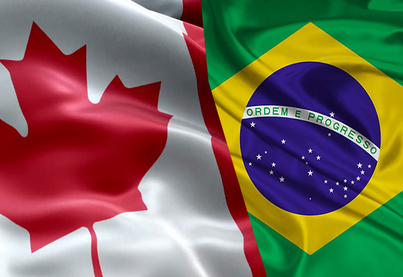 Canada Facing Worlds Challenge From Brazil