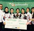 EunJung Kim wins Paf Masters in Finland