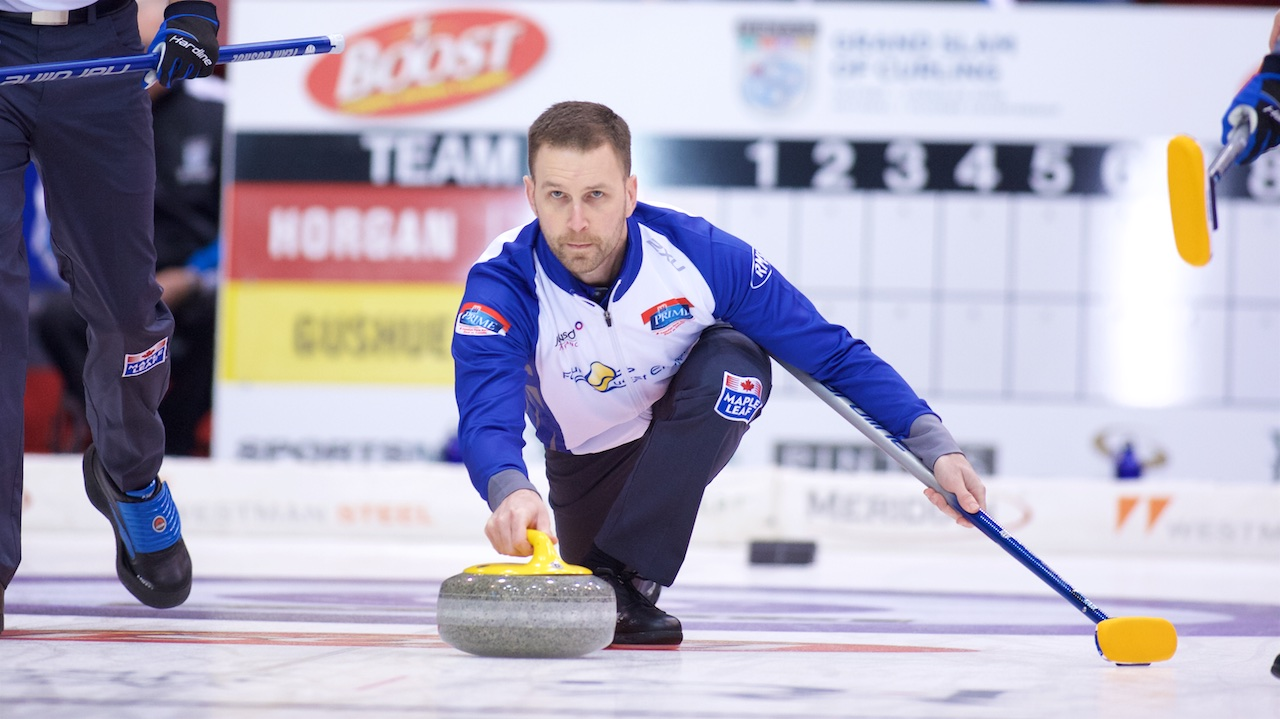 Home For A Rest: Team Gushue Looking Forward to a Break