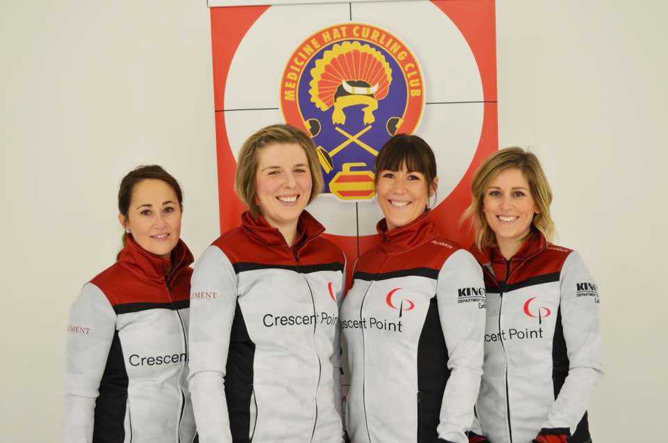 Candace Chisholm wins Medicine Hat Charity Classic