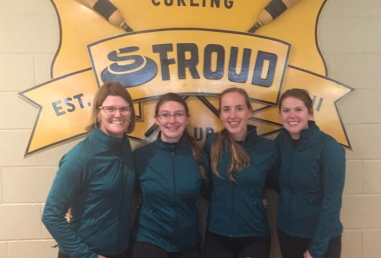 SUSAN FROUD WINS STROUD SLEEMAN CASH SPIEL