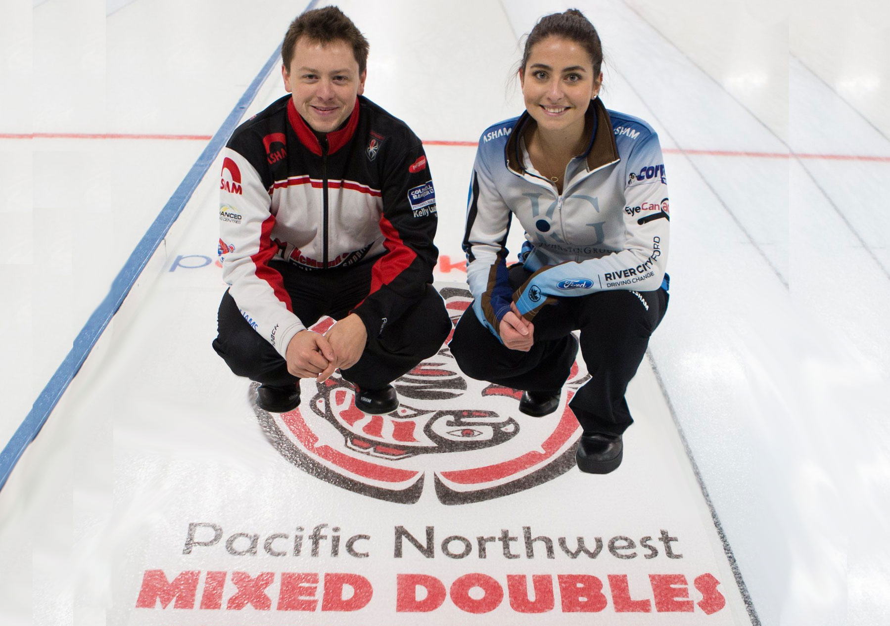 BIRCHARD/GUNNLAUGSON WIN PACIFIC NORTHWEST MIXED DOUBLES INVITATIONAL