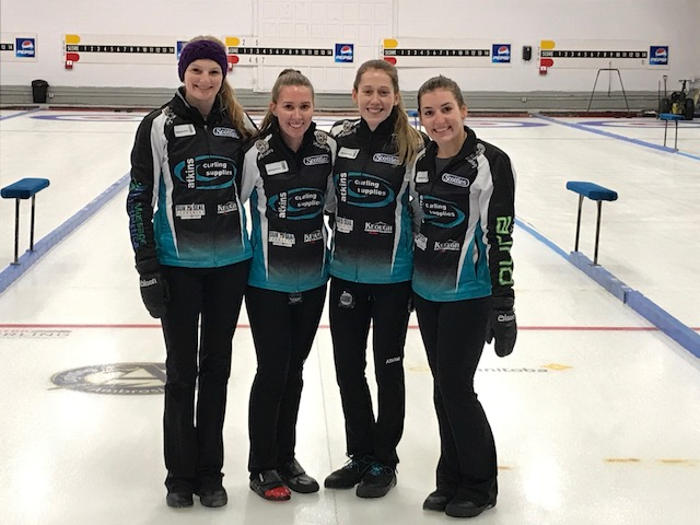 Beth Peterson wins Fort Garry Industries Bonspiel