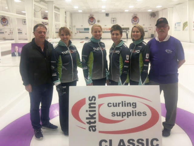 Darcy Robertson wins Atkins Curling Supplies Classic
