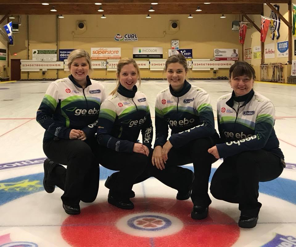 Theresa Breen wins Lady Monctonian Invitational Spiel