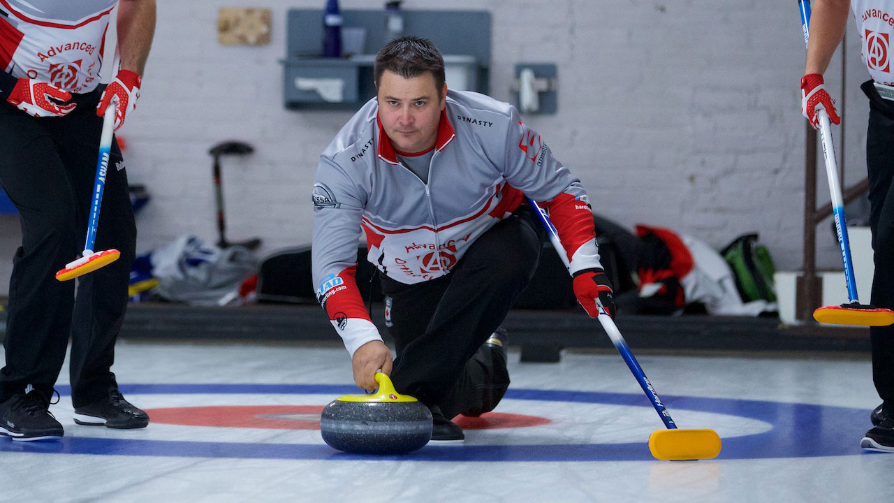 WAYNE TUCK JR. WINS STROUD SLEEMAN CASH SPIEL