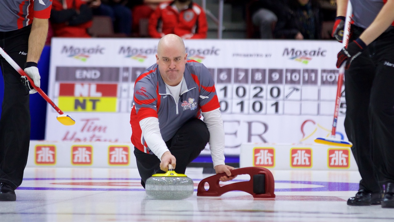 Canadian Mixed Curling Championship starts Sunday