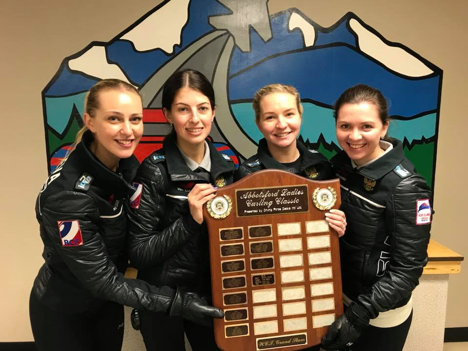 VICTORIA MOISEEVA WINS DRIVING FORCE ABBOTSFORD CASHSPIEL
