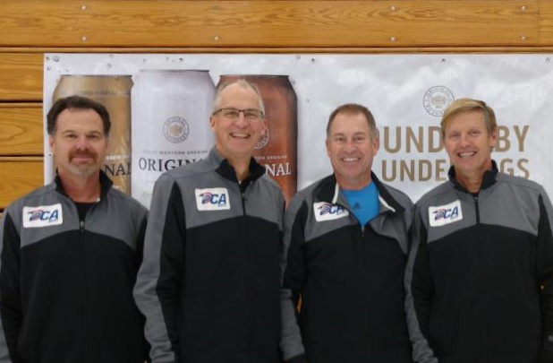 Balderston wins Original 16 WCT Bonspiel
