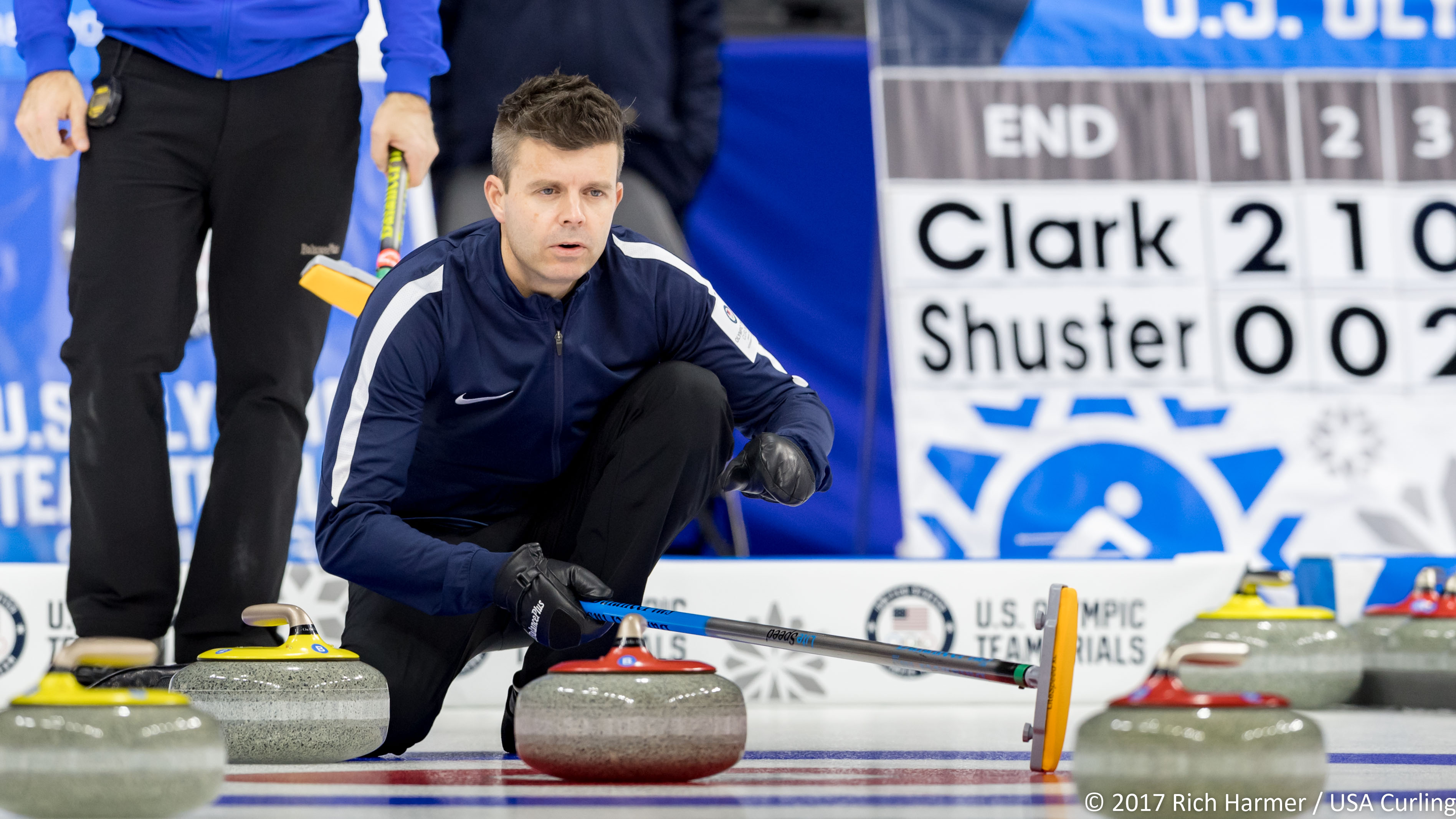 McCormick surprises Shuster in Playoff Opener